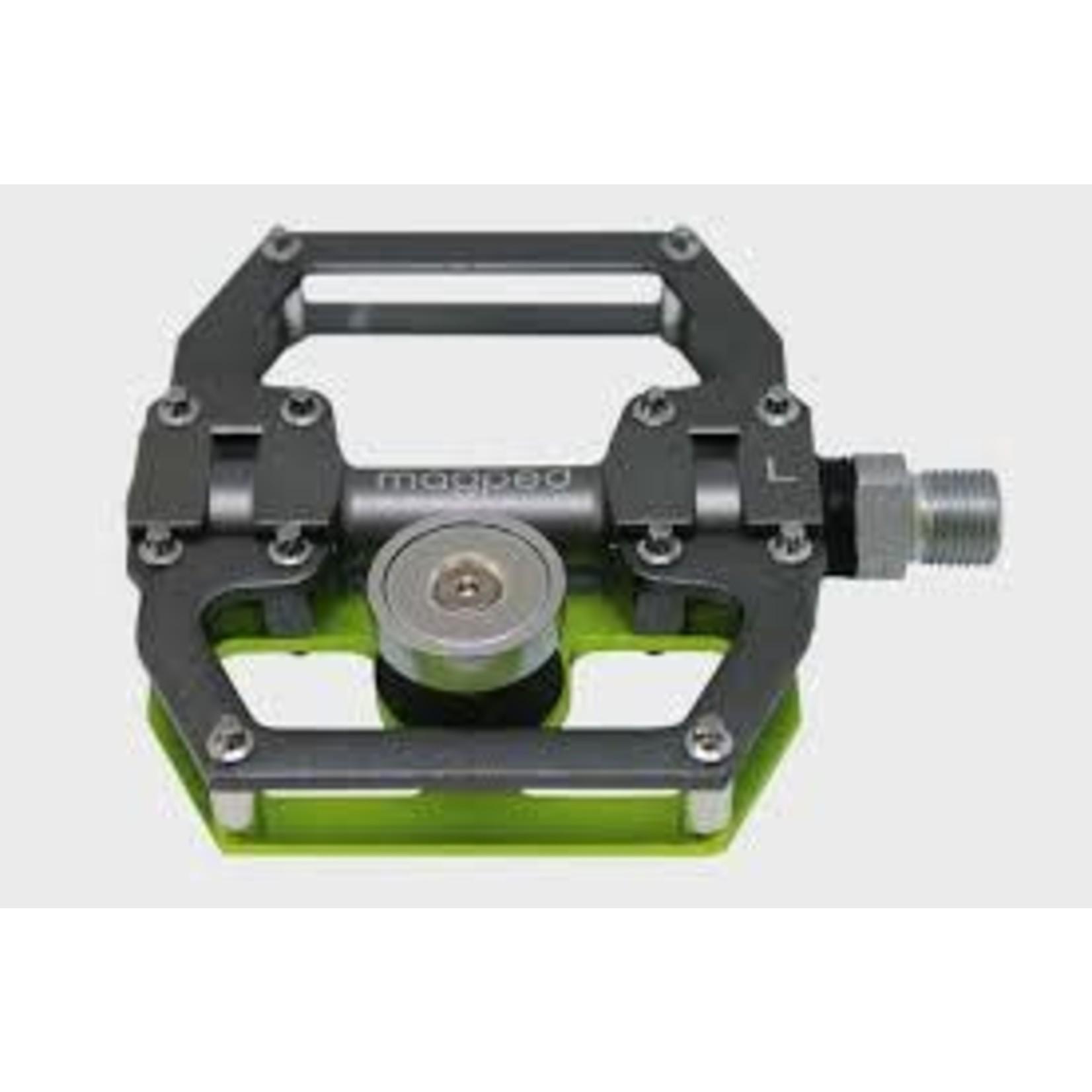 MagPed MagPed - pedali magnetici sport150 grigio/verde