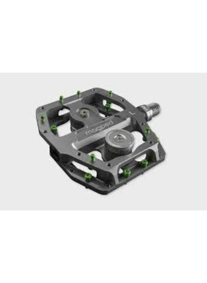 MagPed - pedali enduro 150 grigio