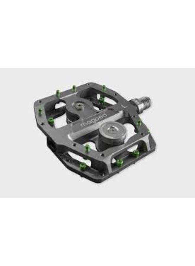 MagPed - pedali magnetici Enduro 200N grigio