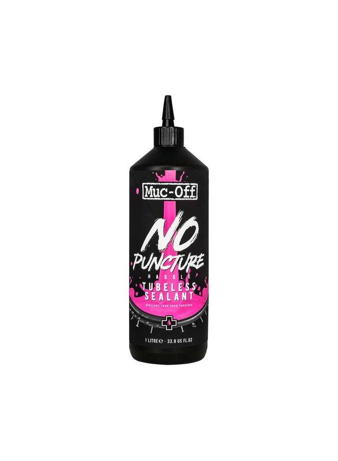 Muc-Off No Puncture Hassle Tubeless Tire Sealant - 1L Bottle