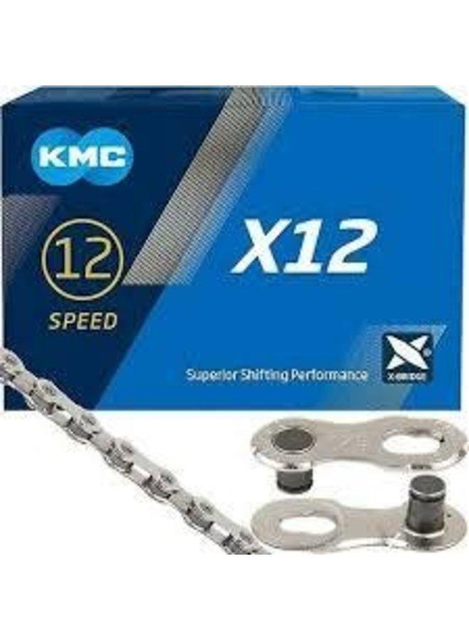 KMC catena X12 12 velocità