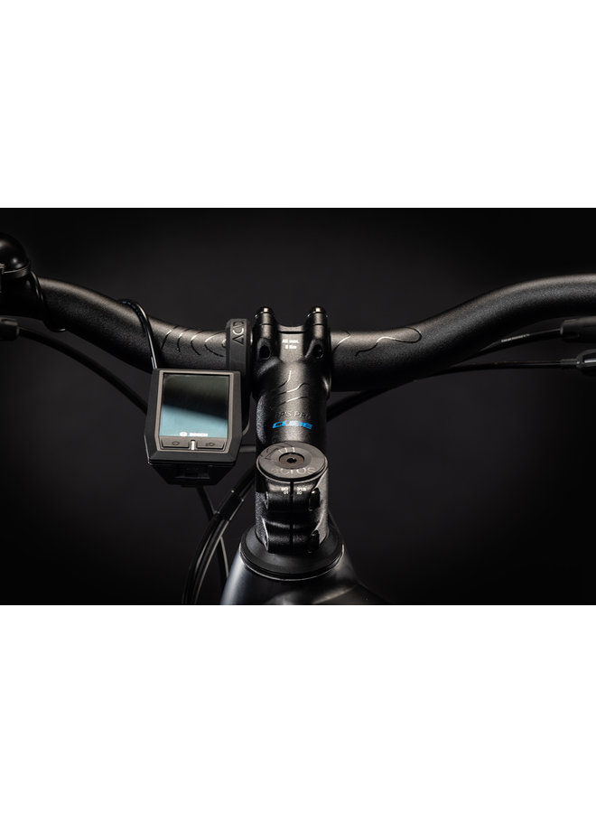 Cube Cross Hybrid Race 625 Allroad black´n´blue trapezio