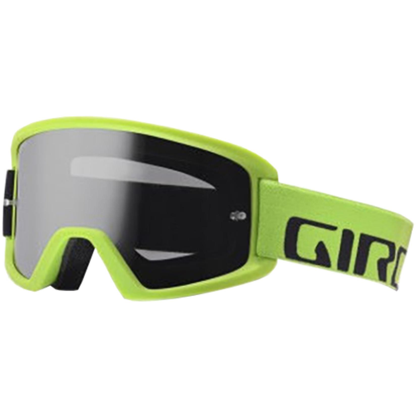 Giro Giro Cycling occhiali MTB lime;clear