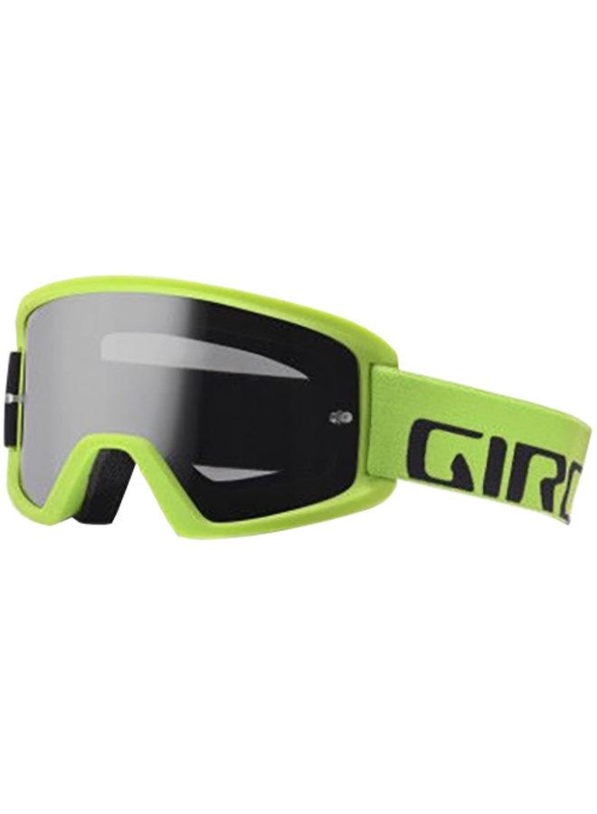 Giro Cycling occhiali MTB lime,clear