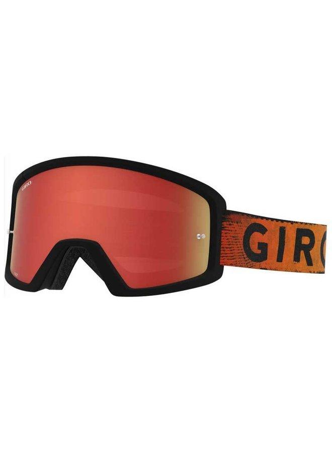 Giro - occhiali Tazz MTB black red