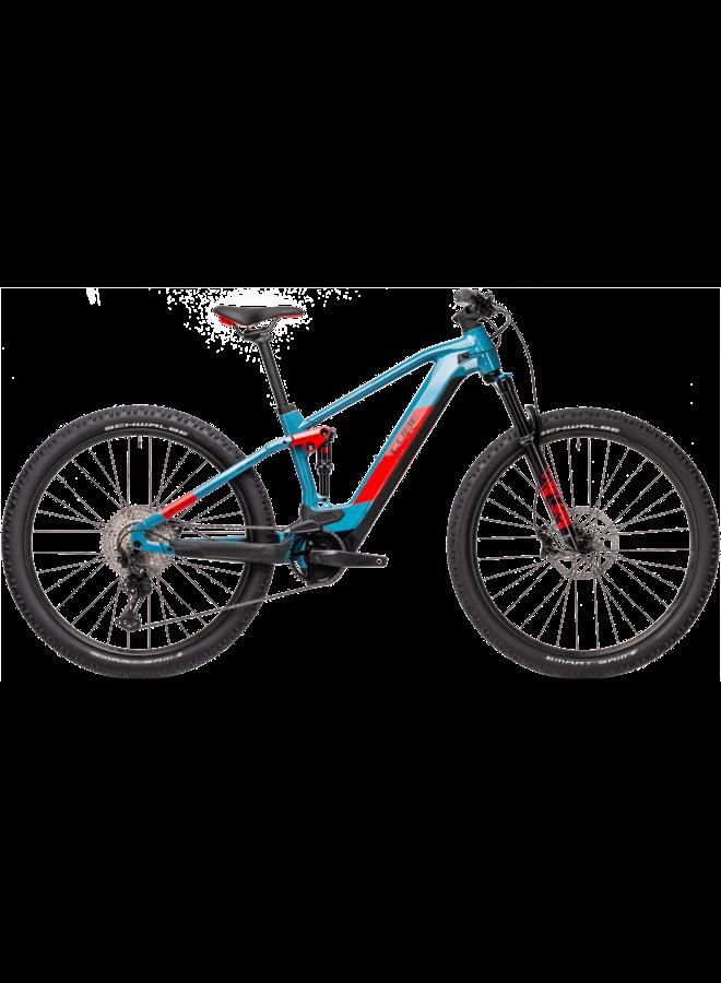 Cube Stereo Hybrid 120 Race 625 blue'n'red 2021