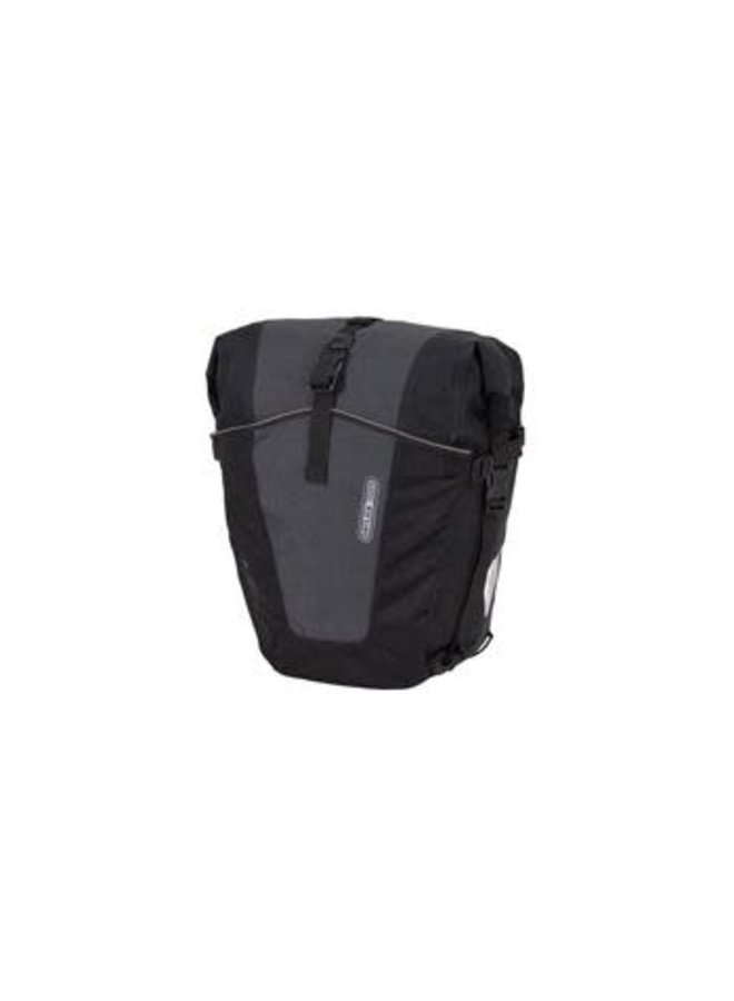 Ortlieb - BACK-ROLLER PRO PLUS QL2.1 - 78 L GRANITE - BLACK
