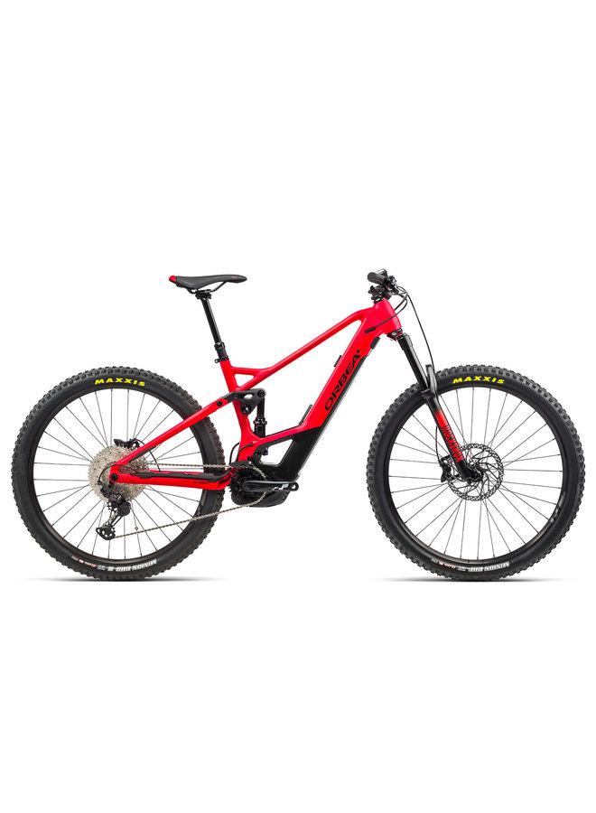 Orbea - Wild FS H25 rosso/nero