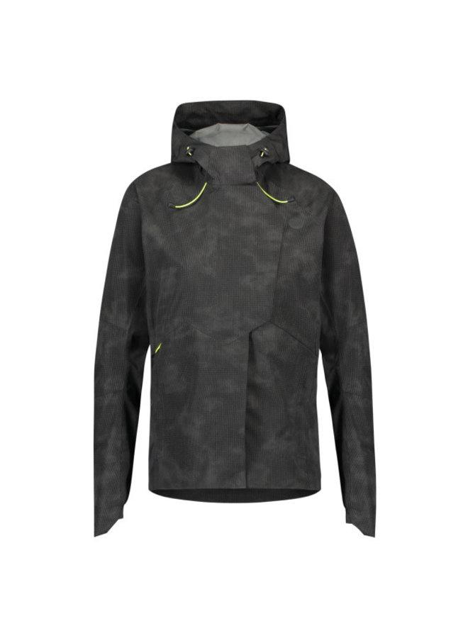 AGU Commuter giacca tecnica pioggia reflection black donna