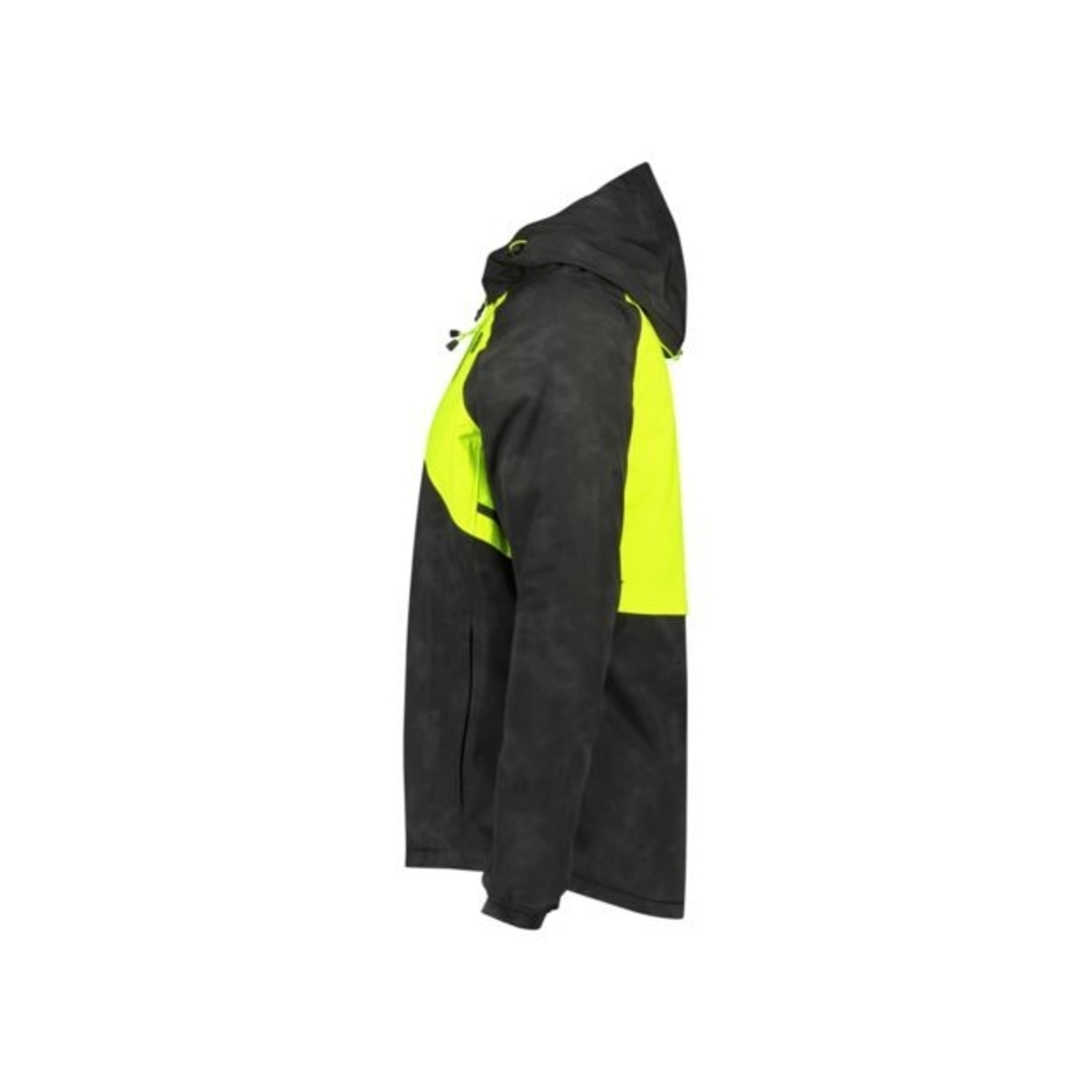 AGU AGU Commuter Jacke invernale Regen Hi-vis/Reflection uomo