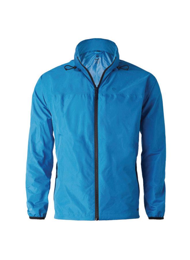 AGU GO! Unisex giacca pioggia blu