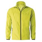 AGU AGU GO! Unisex giacca pioggia gialla
