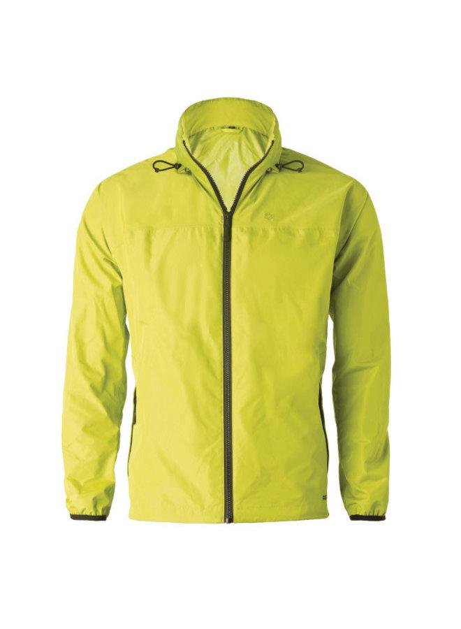 AGU GO! Unisex giacca pioggia gialla