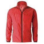 AGU AGU GO! Unisex giacca pioggia rossa