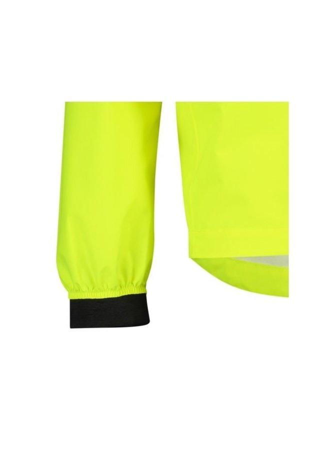 AGU Commuter Compact giacca pioggia Hi-vis Neon gialla