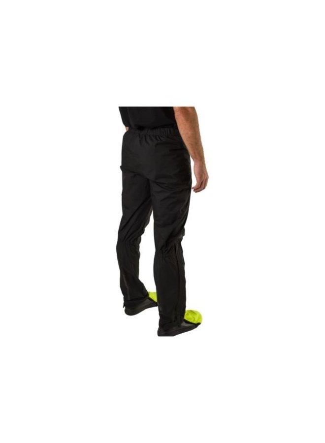 AGU Commuter Compact pantalone pioggia nera