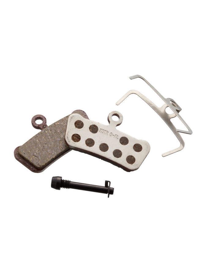 Sram - pastiglie Disc Brake Pads - G2 / GUIDE / Trail Organic / Alu - (Quiet/Light)