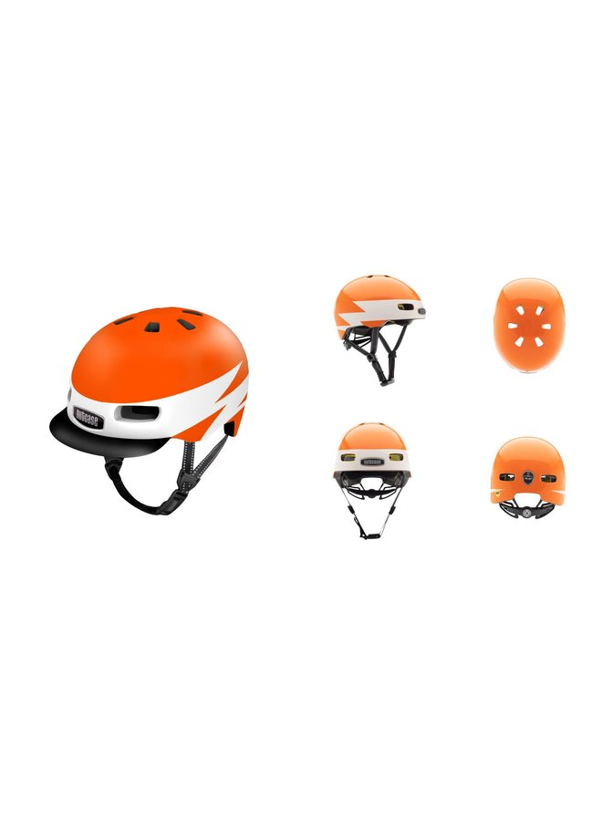 Copy of Nutcase - Casco LITTLE NUTTY TONGUES OUT 48-52CM, MIPS, 360° REFLEXION, 11 VENTILATION