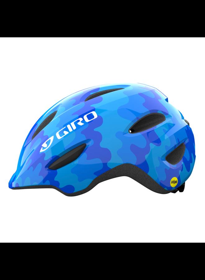 Giro - Casco Scamp blu splash
