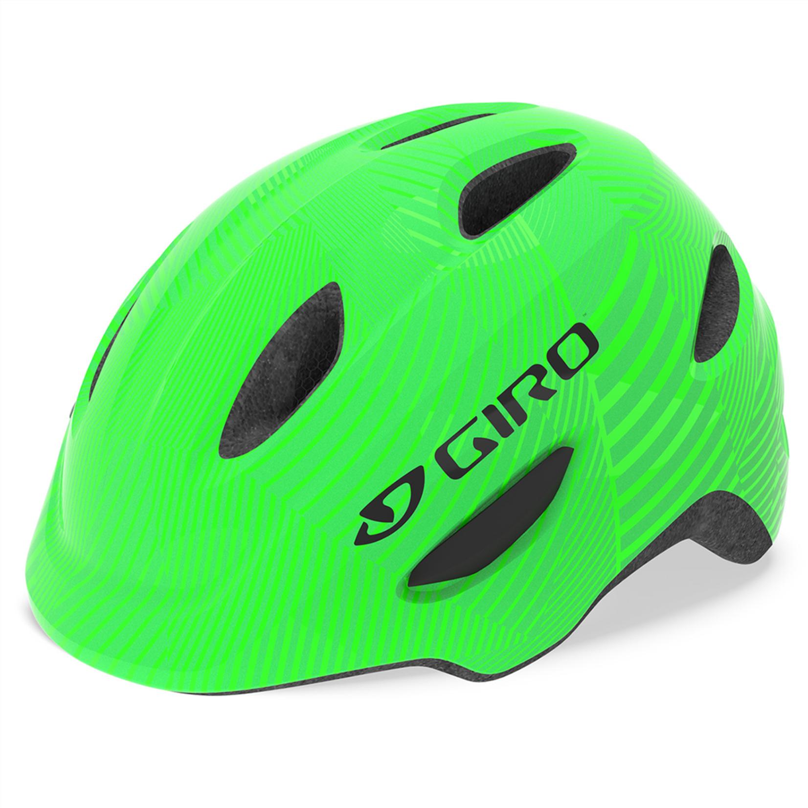 Giro Cycling Giro - Helme Scamp Green lime