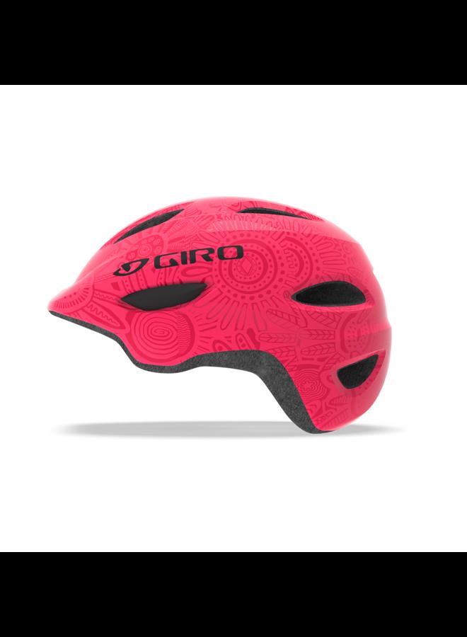 Giro - Casco Scamp pink pearl