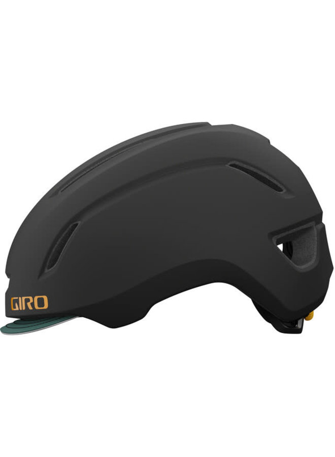 Giro - Caden matt warm black