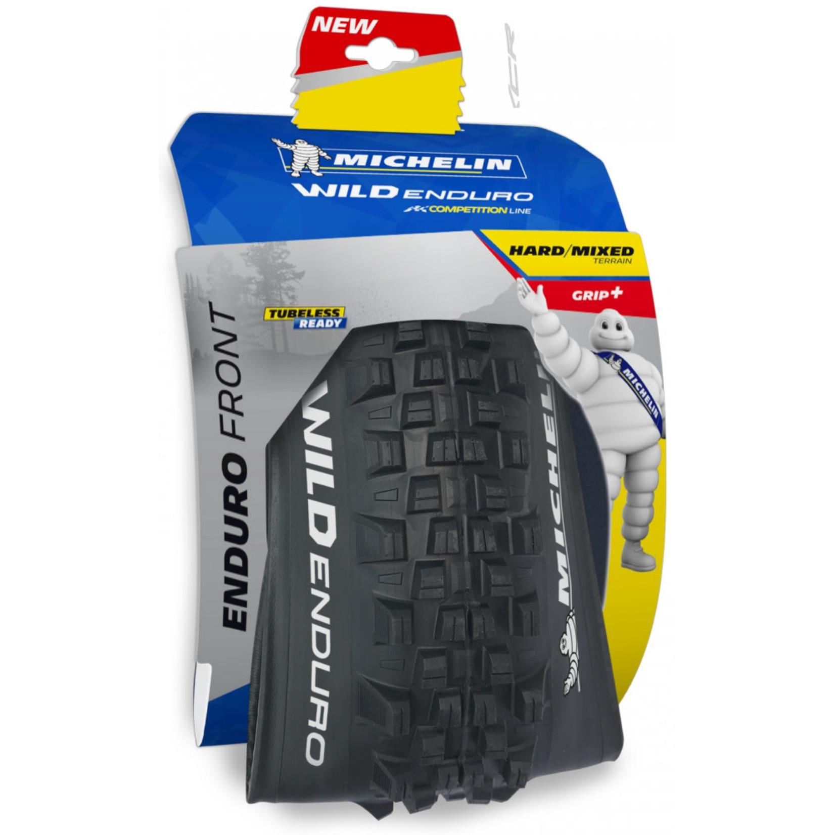MICHELIN Michelin - Wild Enduro front Gum-x tlr 27;5 x 2;4