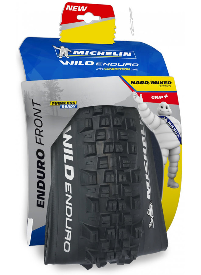 Michelin - Wild Enduro rear Gum-x tlr 27,5 x 2,4