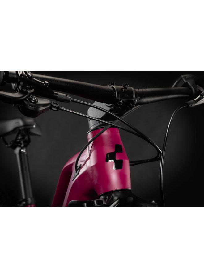 Cube Reaction Hybrid Race 625 29 berry'n'black 2021
