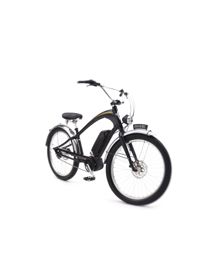 Electra - Ghost Rider GO - Bosch performance line - batteria 500 wh