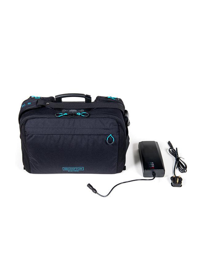 Brompton elettrica borsa anteriore