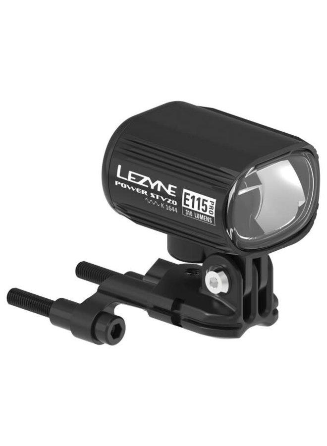 LEZYNE - Luce anteriore manubrio Power STVZO Pro E80