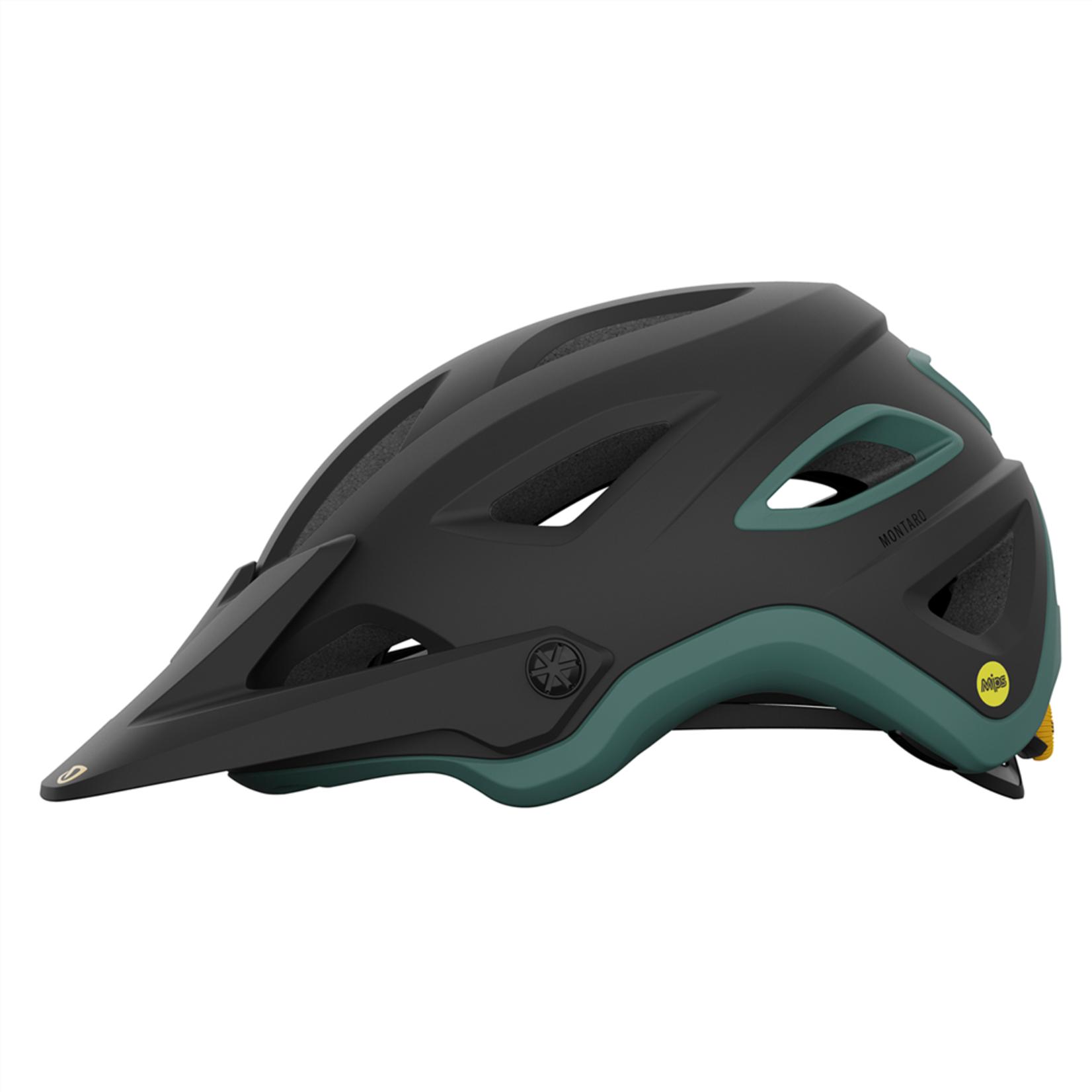 Giro Helme Giro Montaro MIPS matt warm black