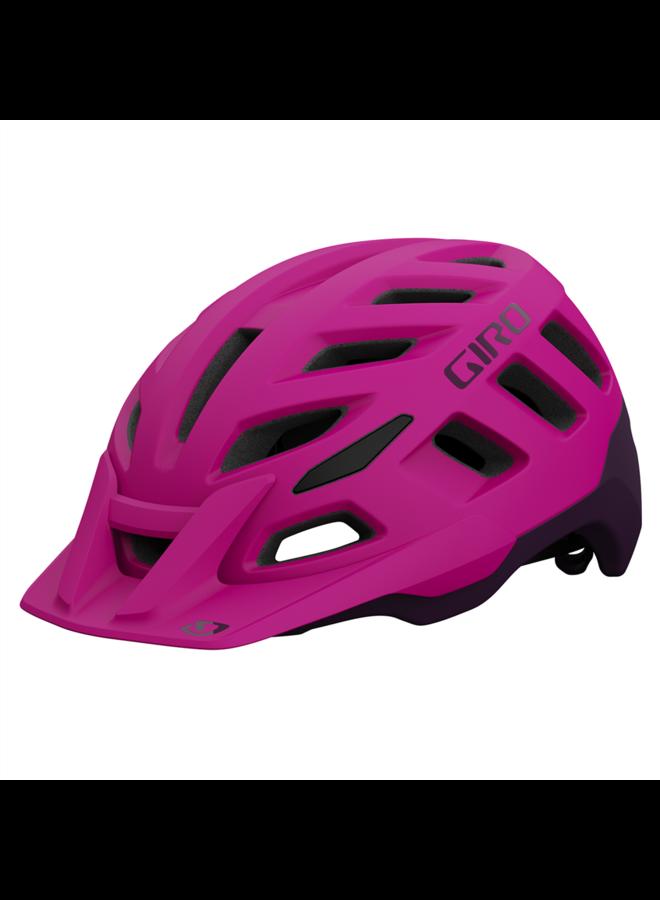 Giro casco Radix W - MIPS mat pink street