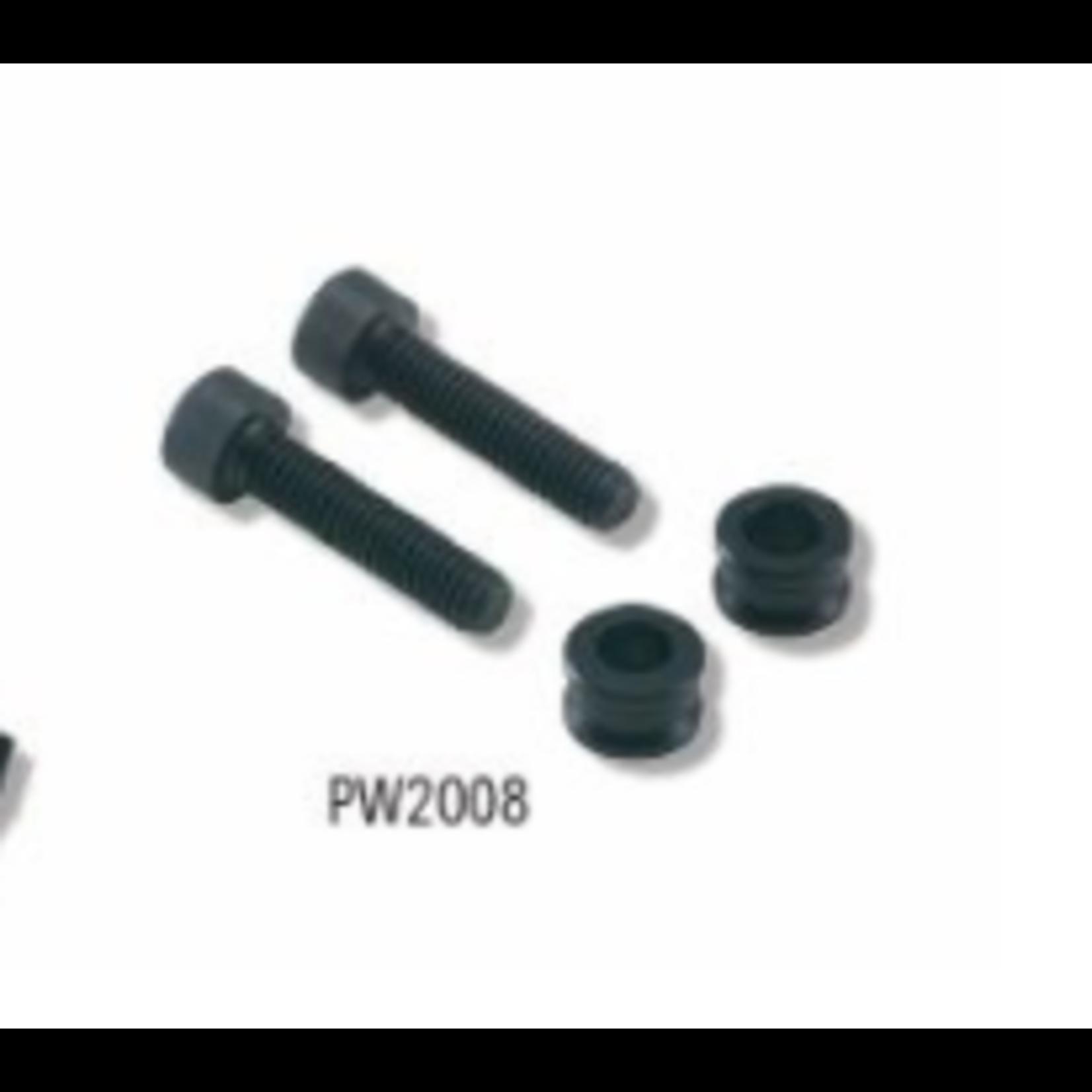 Braking Braker - Adapter disco spacer da 203 a 220 nero