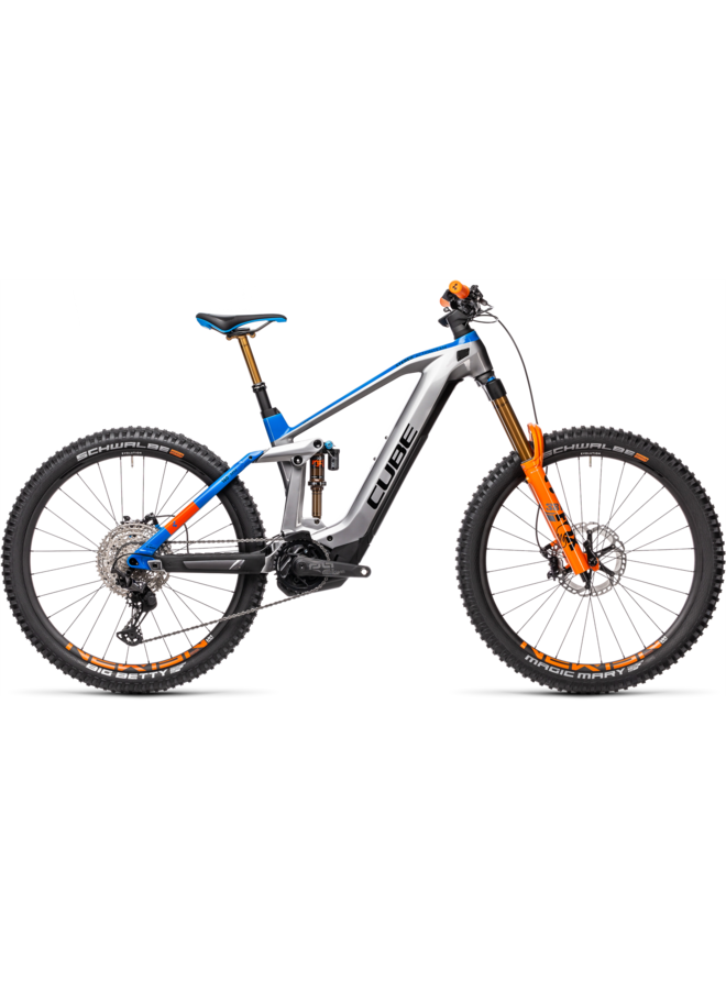 Cube Stereo Hybrid 160 HPC Actionteam 625 27.5 Kiox actionteam 2021