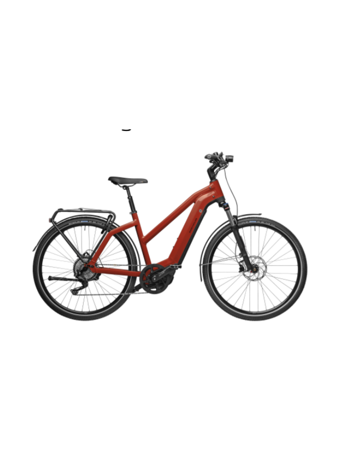 Riese & Müller - Charger 3 mixte touring - bosch CX -  625Wh - 46cm -Nyon