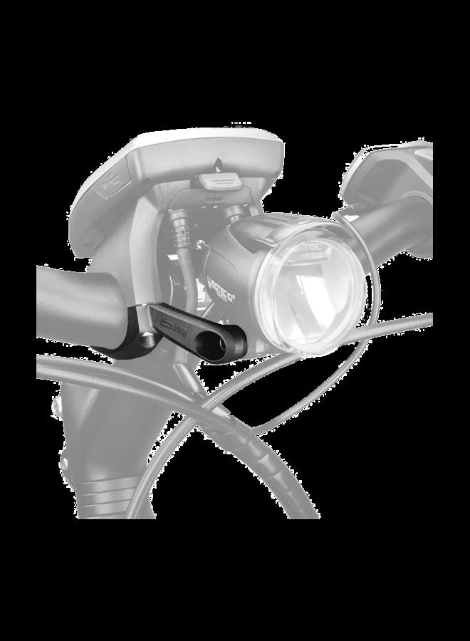 Bosch - Adattatore per montaggio faro su supporto Kiox