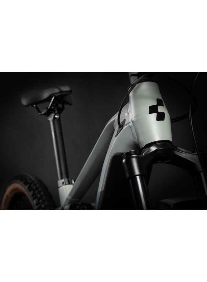 Cube Stereo Hybrid 120 Pro 625 lunar'n'grey 2021