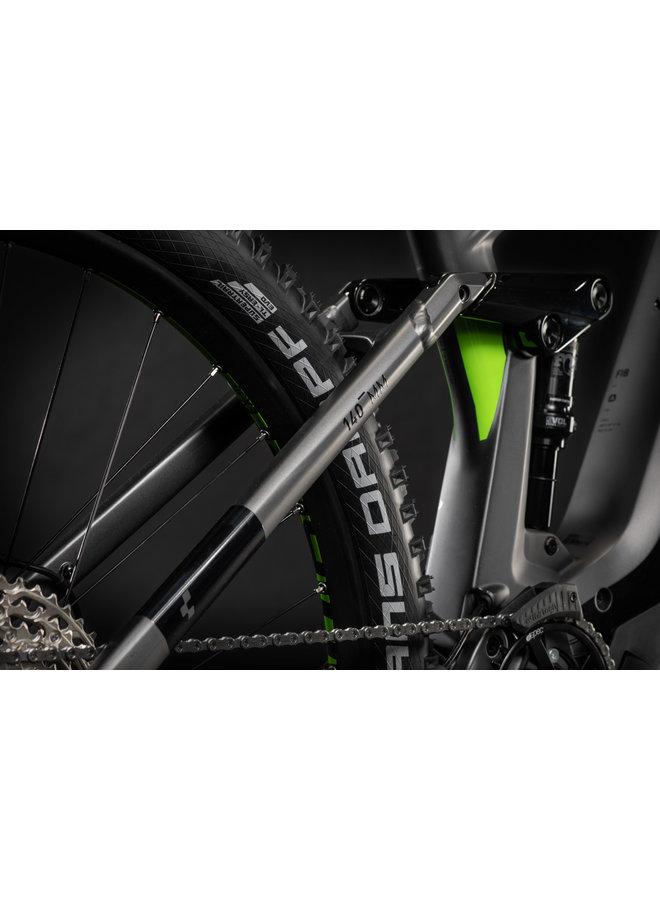Cube Stereo Hybrid 140 HPC SL 625 iridium'n'green 2021