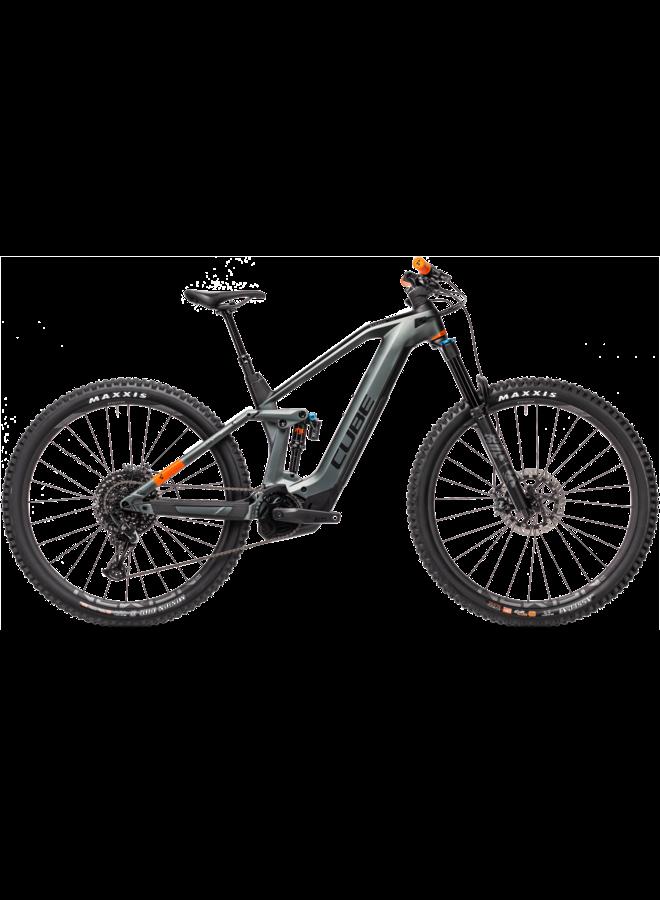 Cube Stereo Hybrid 140 HPC TM 625 flashgrey'n'orange 2021