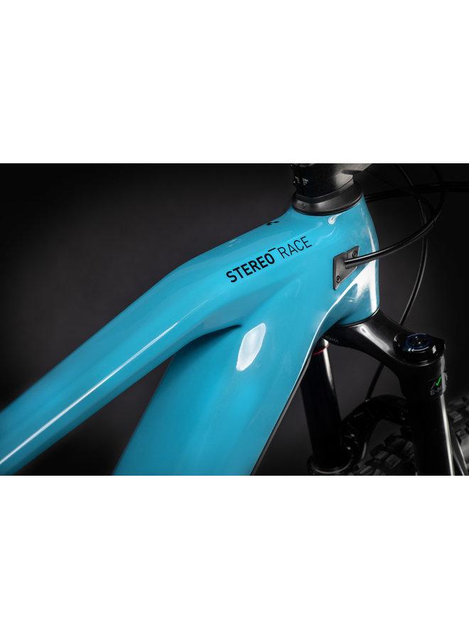 Cube Stereo Hybrid 160 HPC Race 625 27.5 blue'n'red 2021