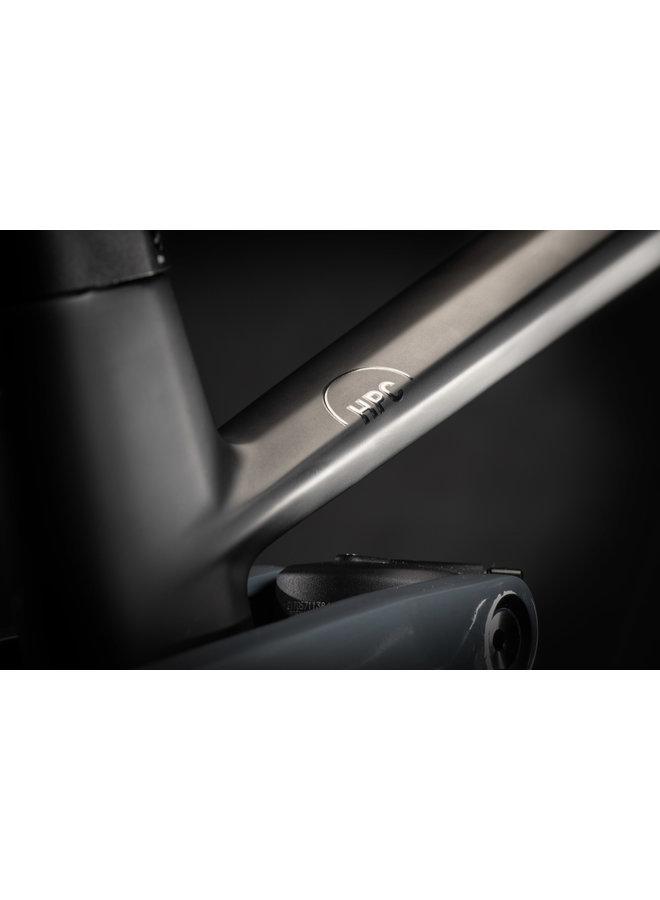 Cube Stereo Hybrid 160 HPC SL 625 27.5 grey'n'black 2021