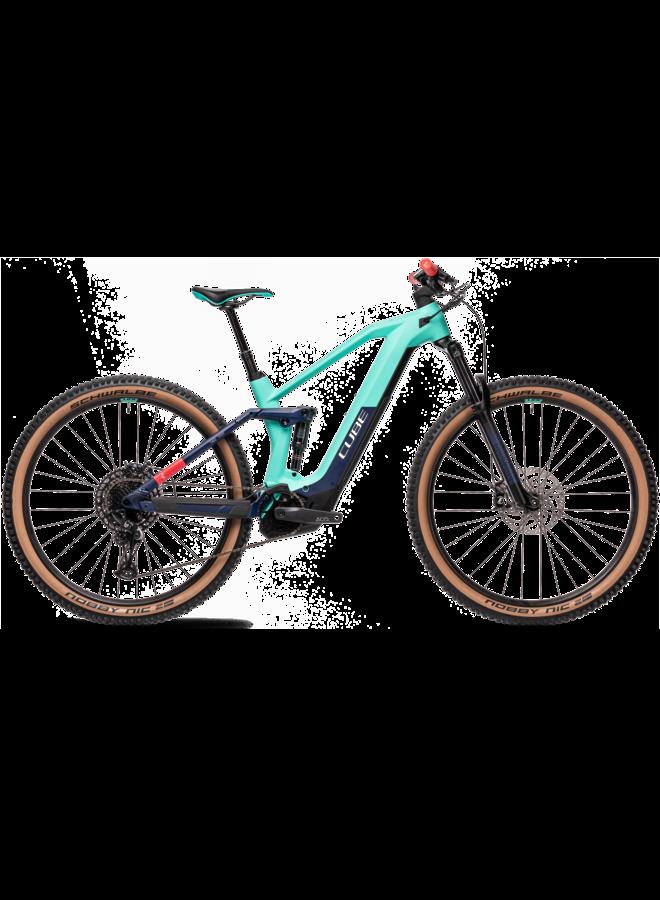 Cube Stereo Hybrid 140 HPC Race 625 team 2021