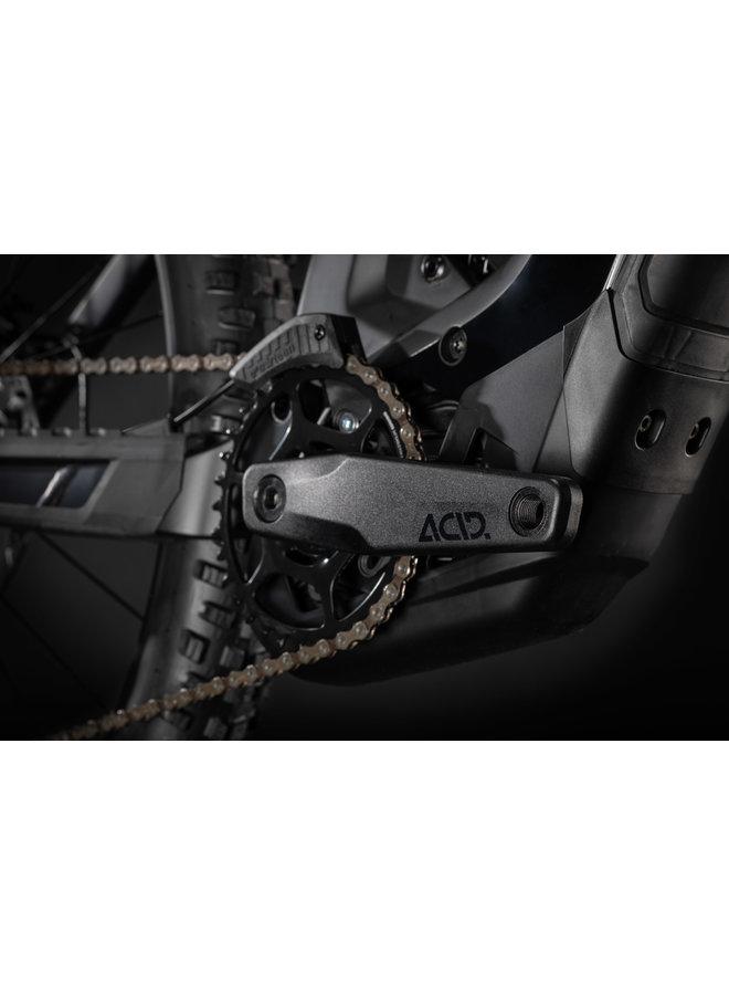 Cube Stereo Hybrid 140 HPC Race 625 black'n'grey 2021