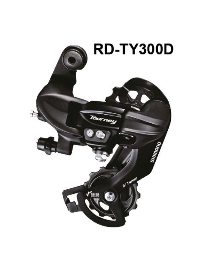Shimano - Deragliatore Tourney RD-TY300