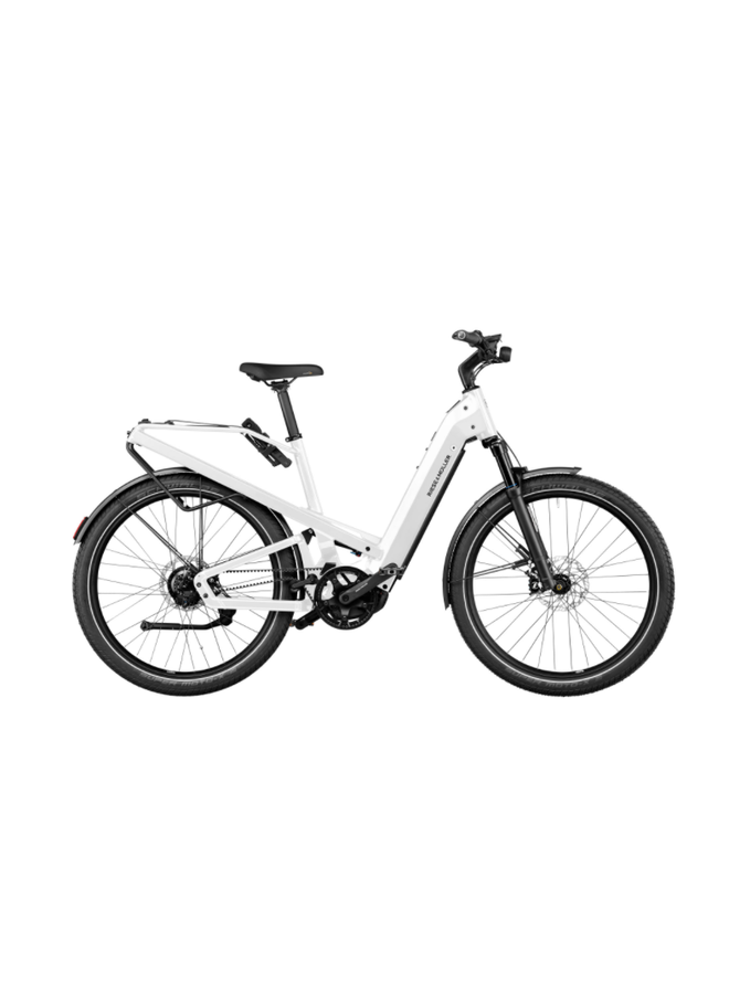 Riese & Müller - Homage GT Rohloff - 54cm - 625W - pearl white - Kit confort - RX - Nyon
