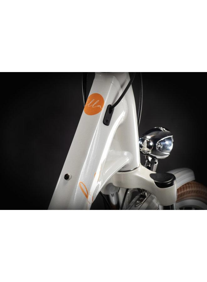 Cube Ella Cruise Hybrid 500 cream'n'orange 2021