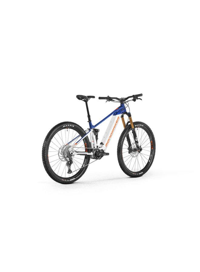 Mondraker Dusk RR white-blue-orange