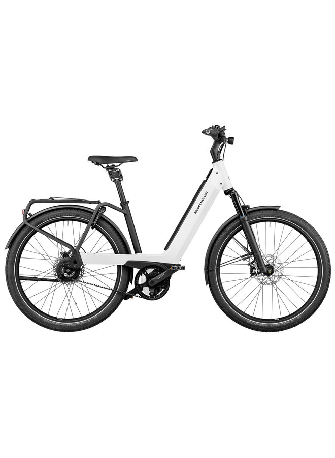 Riese & Müller Nevo3 GT Vario 500wh 43 cm snow white - intuvia